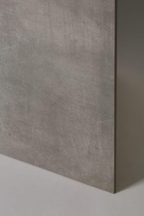 Płyta gresowa, matowa - flo grey
