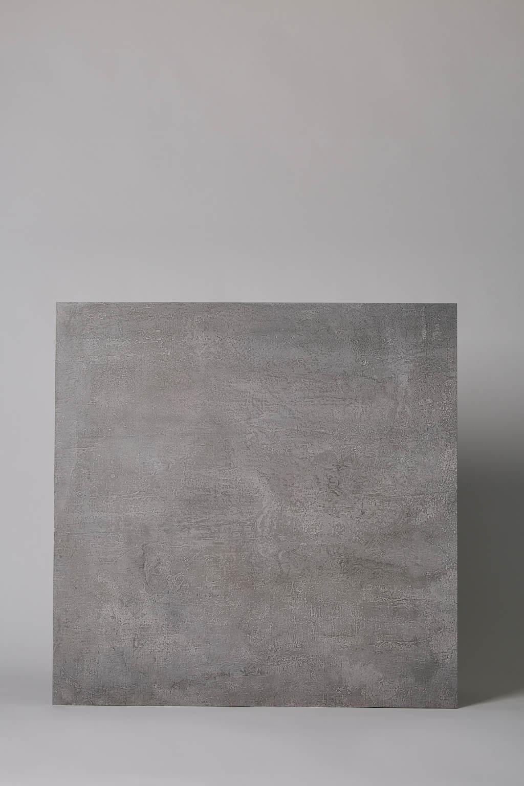 Płyta włoska, gresowa, rektyfikowana, mrozoodporna, matowa, podłoga, taras, salon, kuchnia, rozmiar 81x81cm - COTTO PETRUS Emotion gris