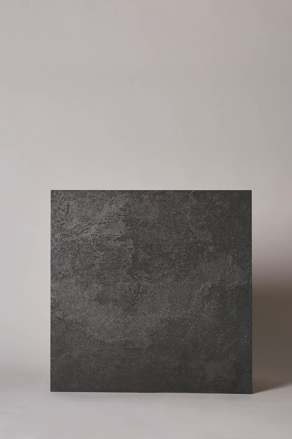 Płytka włoska, gresowa, rektyfikowana, mrozoodporna, podłoga, ściana, półpołysk (lappato), rozmiar 60x60cm - LA FABBRICA Pietra lavica fuligo