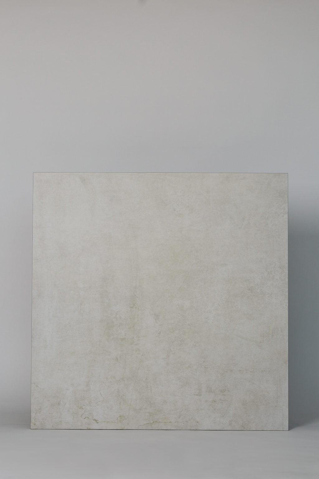 Płyta włoska gresowa, matowa, rektyfikowana, mrozoodporna, podłoga, ściana, rozmiar 90x90cm, kolekcja TUSCANIA My S'tile white