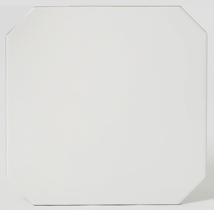 Płytki gresowe łazienkowe, kuchenne, białe, na podłogę lub ścianę, rozmiar 20x20cm - kolekcja APE EIGHT white