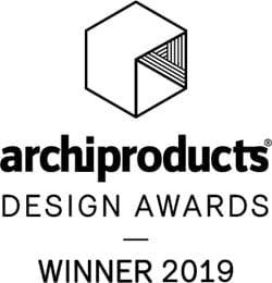 Logo konkursu  Archiproducts Design Awards Winner 2019